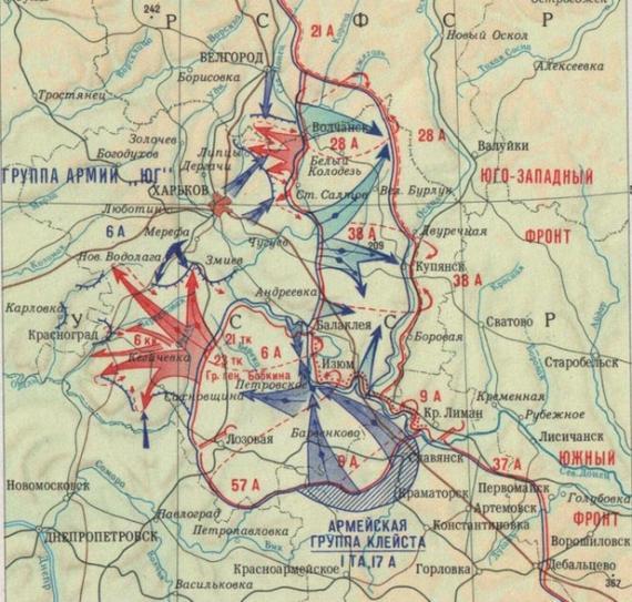 Харьковская битва