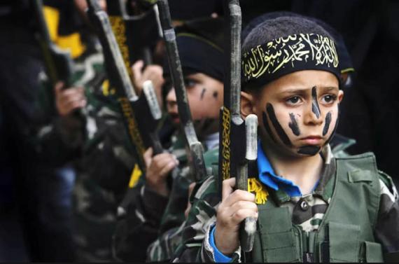 терроризи Газа