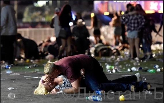 Бойня в Лас Вегасе