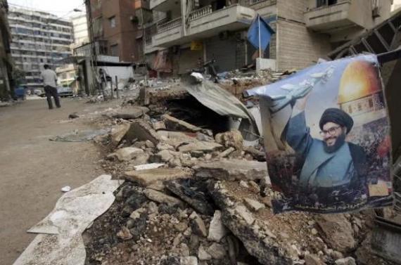 Бейрут 2006
